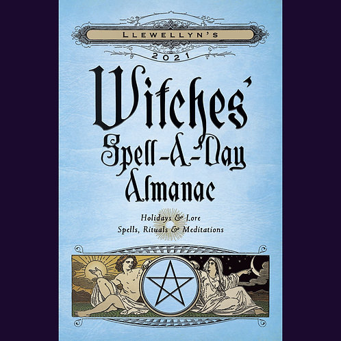 2021 Witches' Spell-A-Day Almanac | SmokyMountainBeads.com