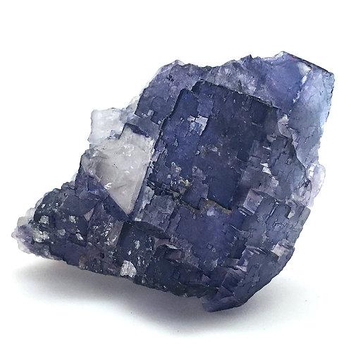 Cubic Fluorite • Muzquiz, Mexico • 30.9 grams ~ 49x31x21mm