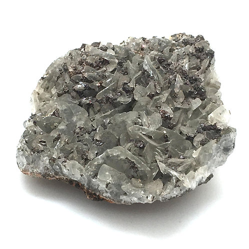 Barite Marcasite Pyrite on Matrix • 152.5 grams ~ 76x62x31mm