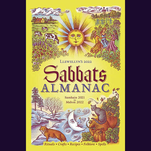 2022 Sabbats Almanac   SmokyMountainBeads.com