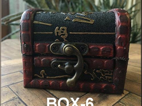 Treasure Trinket Box (Style 6)