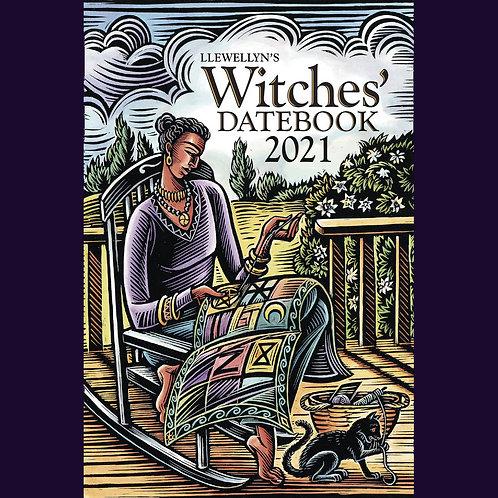 2021 Witches' Datebook | SmokyMountainBeads.com