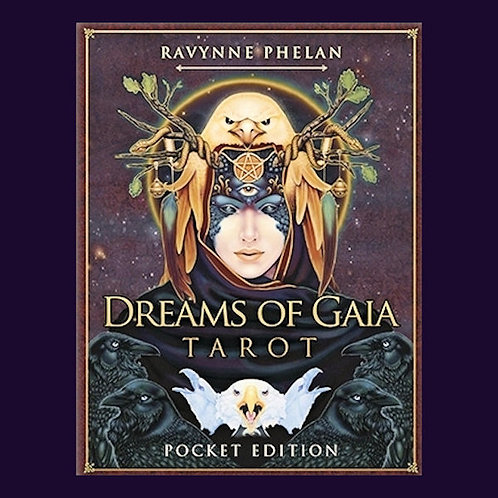 Dreams of Gaia Tarot (Pocket Edition) | SmokyMountainBeads.com