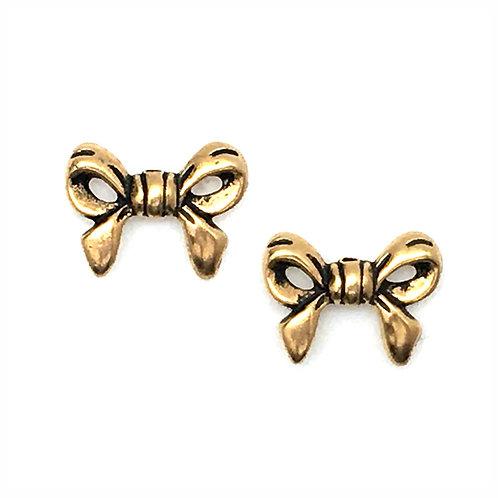 Bow Beads • 14x11mm • 94-5610-26 | SmokyMountainBeads.com