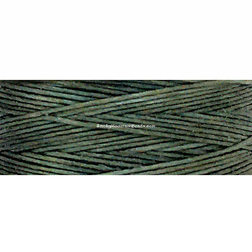Olive • Nymo® Nylon Thread • Size D | SmokyMountainBeads.com