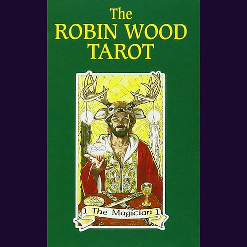 The Robin Wood Tarot Deck | SmokyMountainBeads.com