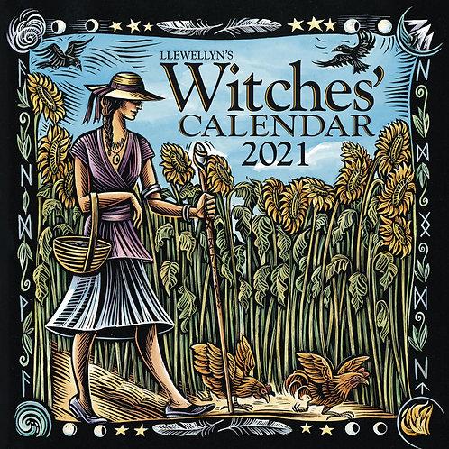 2021 Witches' Calendar | SmokyMountainBeads.com
