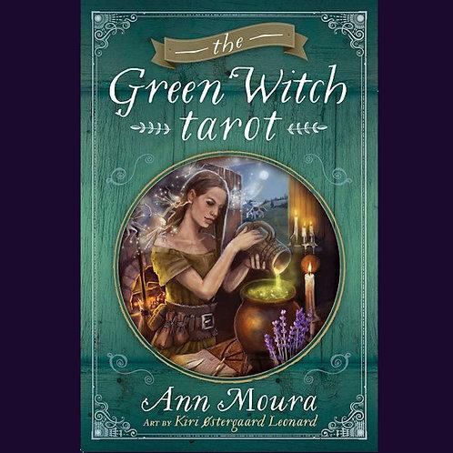 The Green Witch Tarot   SmokyMountainBeads.com