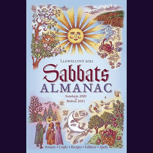 2021 Sabbats Almanac | SmokyMountainBeads.com