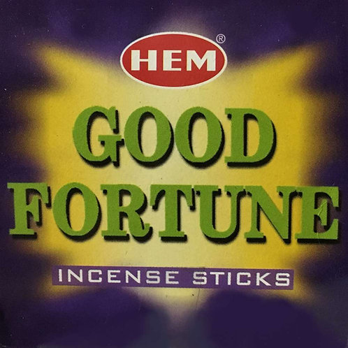 Good Fortune Incense