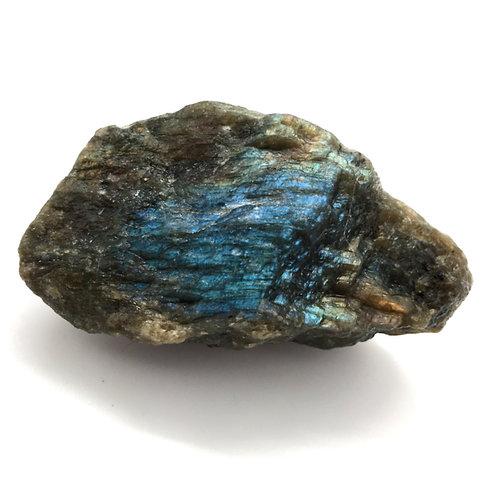Labradorite Rough • Brazil • 201.4 grams ~ 81x48x52mm