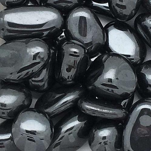 Hematite Tumbled • Brazil • Extra Extra-Large