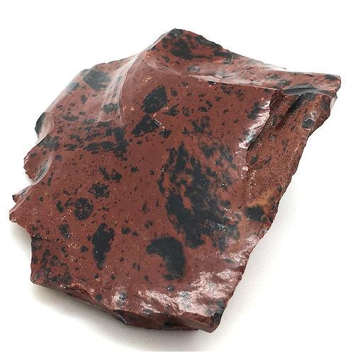 Mahogany Obsidian Rough • Mexico • 159.8 grams ~ 98x77x28mm