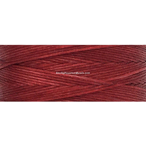 Red • Nymo® Nylon Thread • Size D | SmokyMountainBeads.com