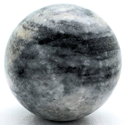 Gneiss Sphere • United States • 58.8 grams ~ 35.2mm
