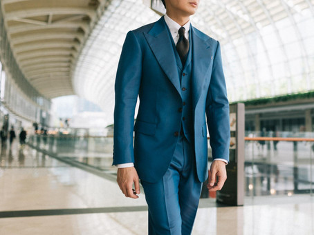 3 Suits to Impress at Events