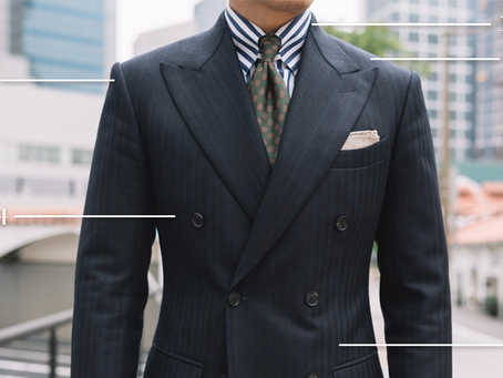 How to Spot a Well Fitted Suit