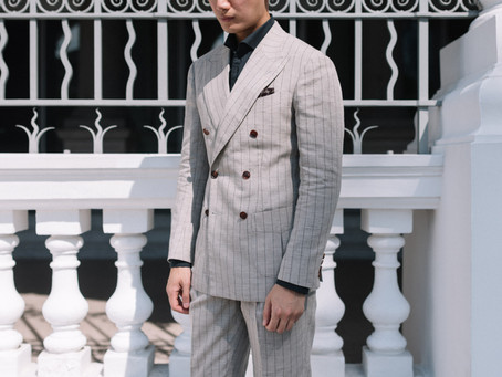 Suit Styles for Wedding