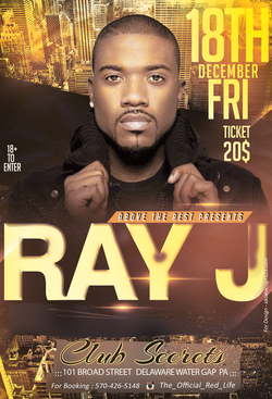 ray-j poster