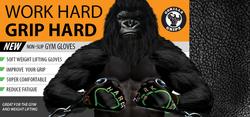 Gorilla Grips Ad