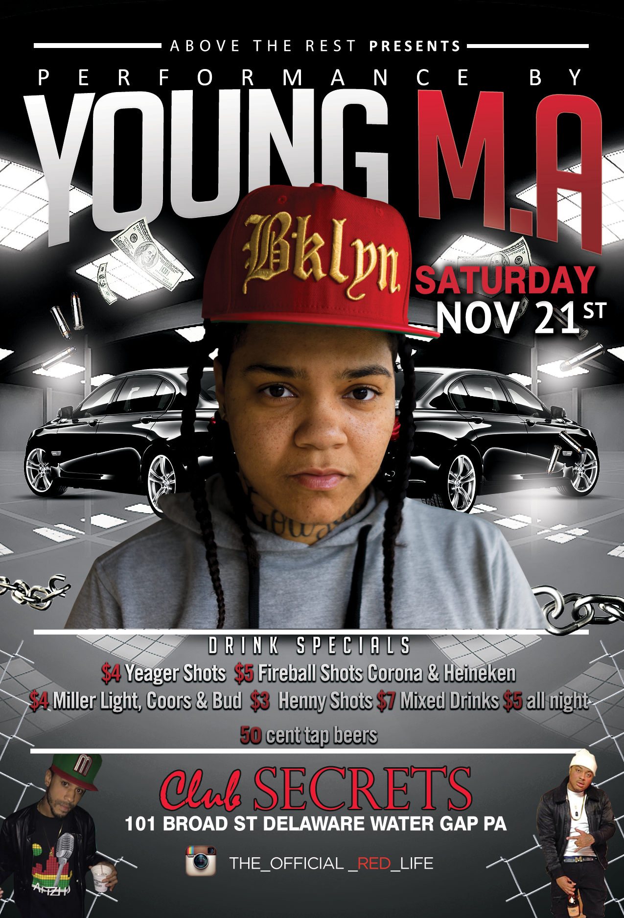 youngma poster