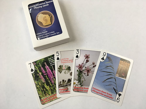 AIS Playing Cards