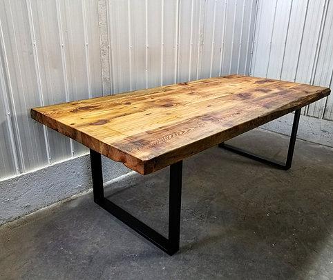 Tables bars comptoirs et lots granby rustik meubles - Dessus de table en bois ...