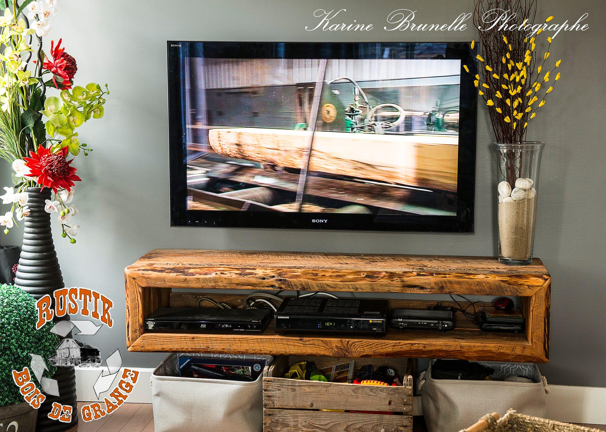 Nos réalisations granby rustik meubles & design