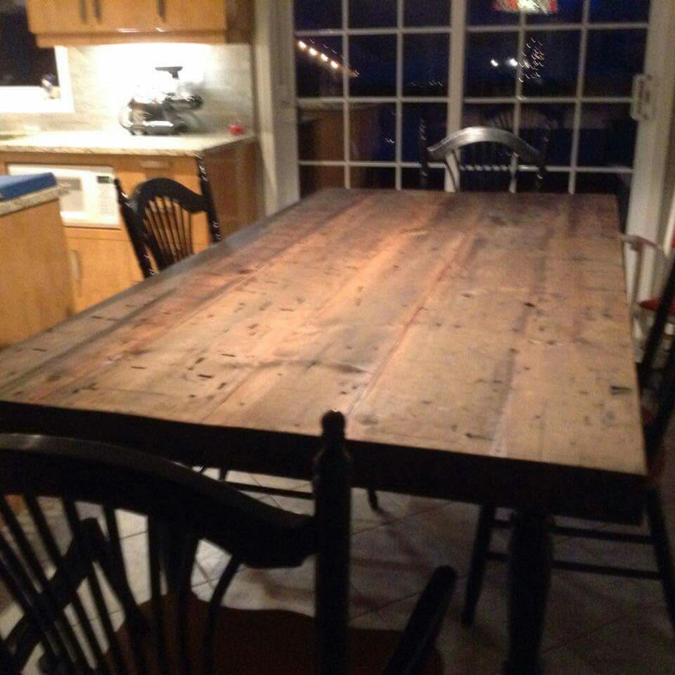 Tables Bars Comptoirs Et îlots Granby Rustik Meubles Design