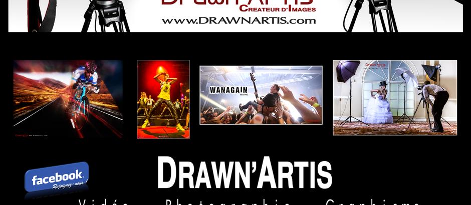 Vidéaste à Dijon - Drawn'Artis