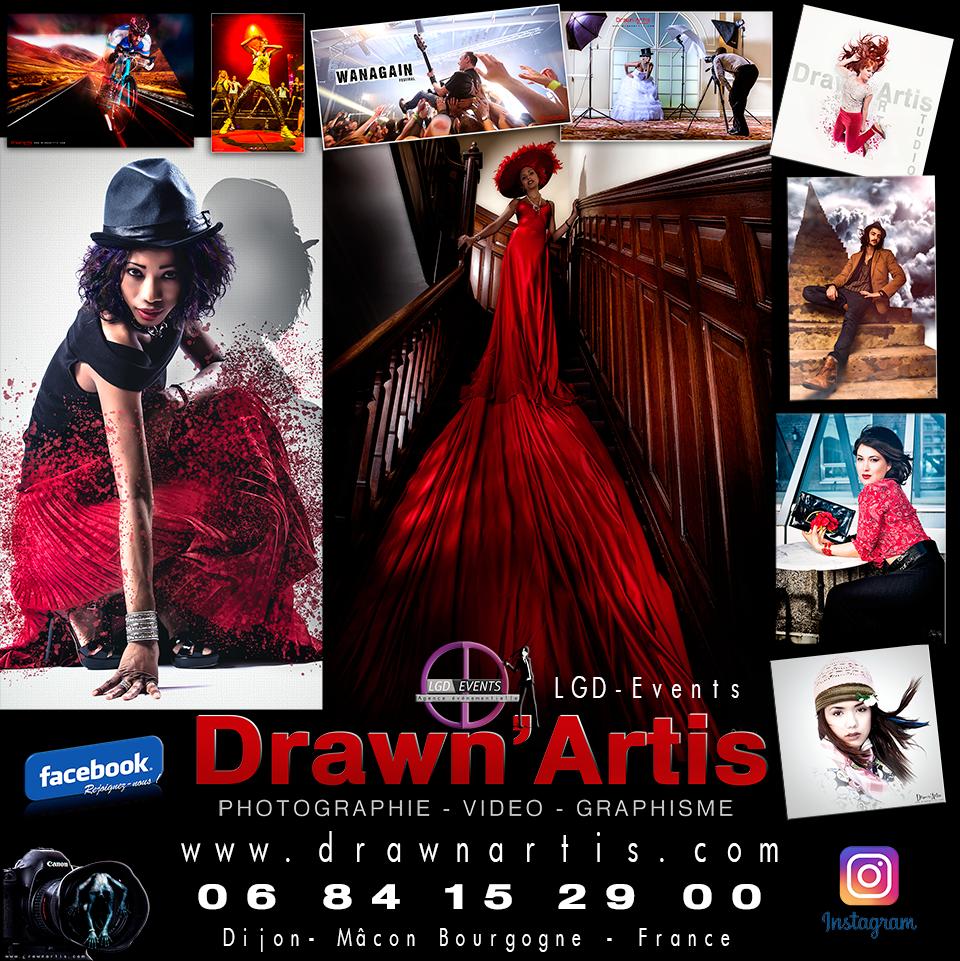 Photographe Dranwn'artis Dijon