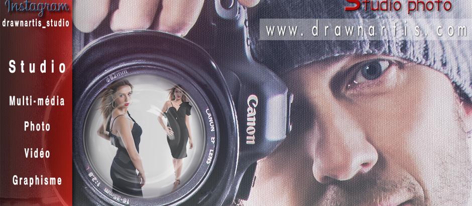 Drawn'artis Studio Photo/Vidéo