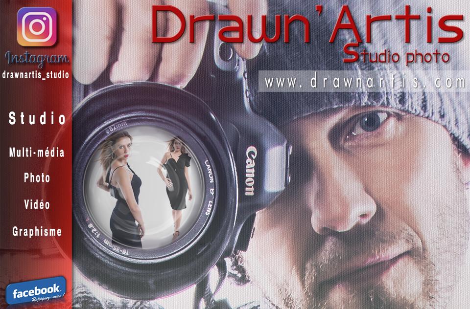 Drawn'Artis Studio Photo Dijon