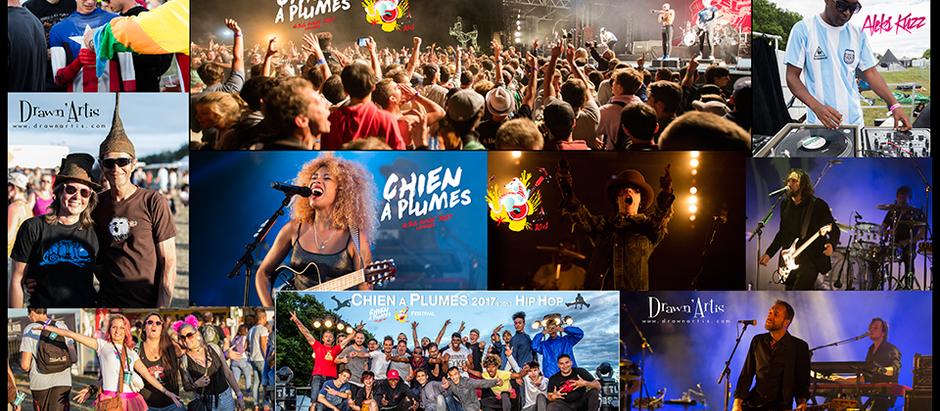 Festival du Chien à Plumes 2017