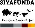 Siyafunda Logo - Endangered Species NEW