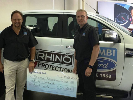 The RPT Funds Rhino Darting