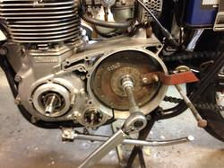 Trident clutch tool