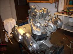 Trophy 67 motor