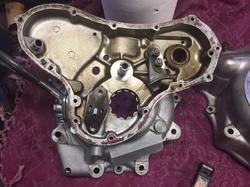 TS crankcase Mk3
