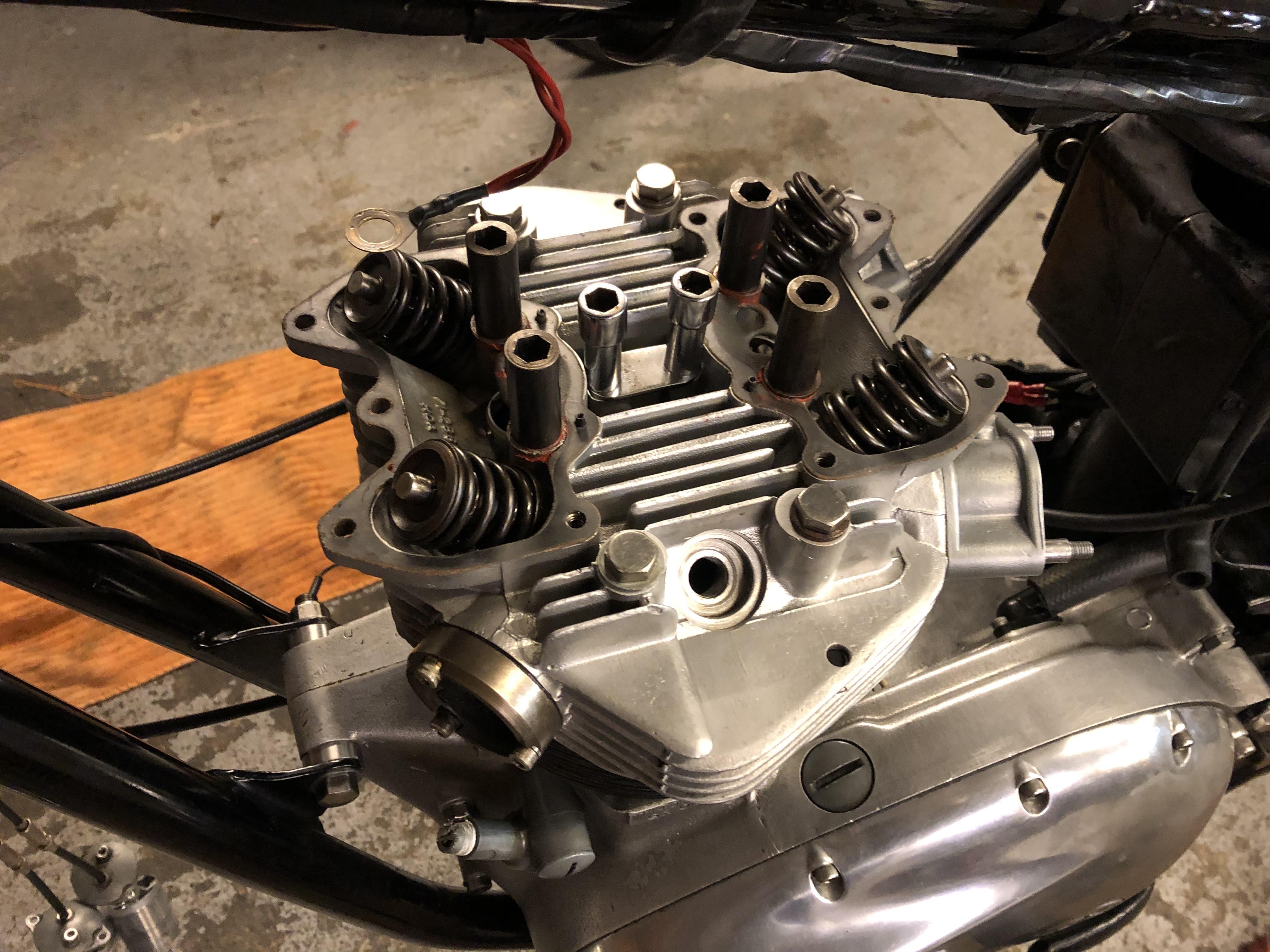T140 topp drive side