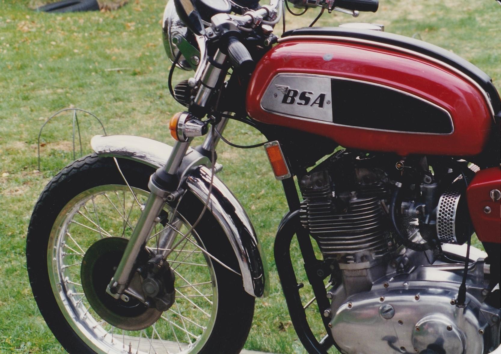 BSA A75 Rocket 3 1971 1000cc