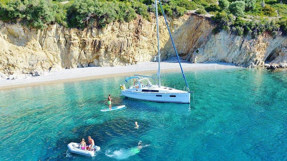 Deposit Greek Isles