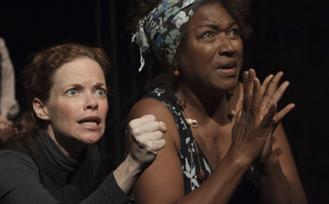 The Crucible – Tituba/Judge Hathorne
