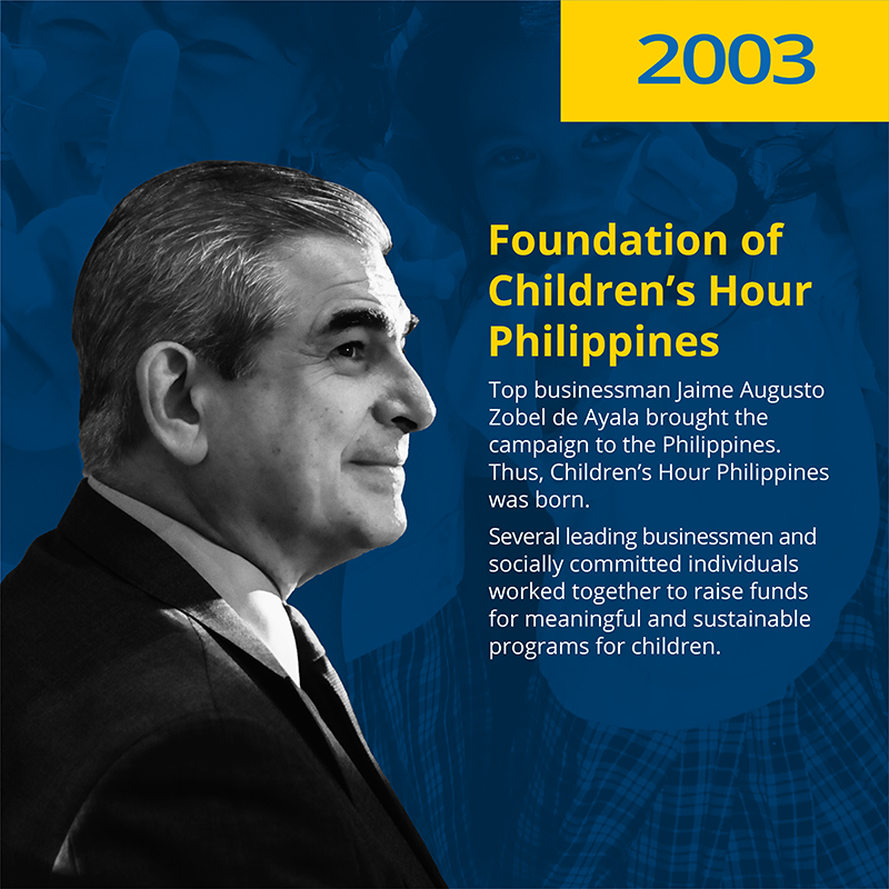 Foundation of Children's Hour Philippines