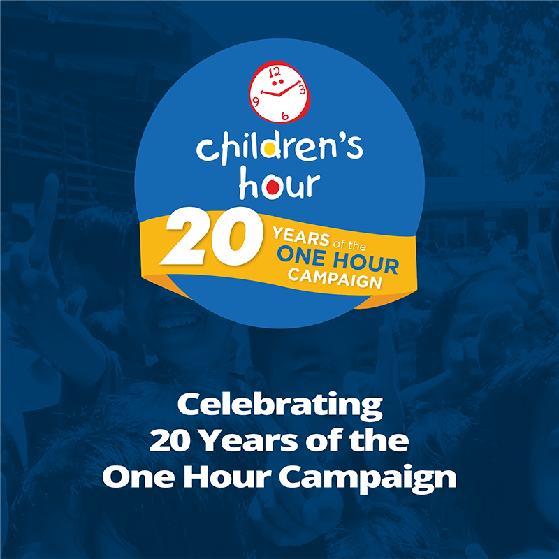 Celebrating 20 Years of the One Hour Campaign