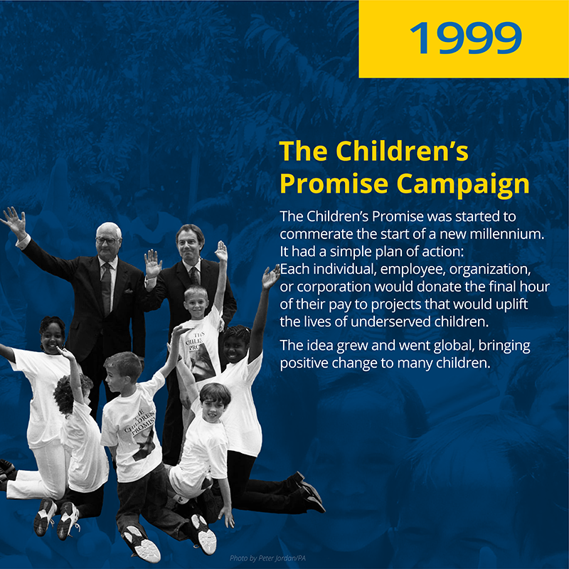 The Children's Promise Campaign