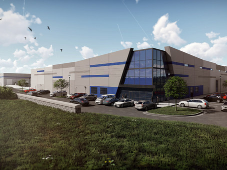 Pepsi signs for a new 283,000 square-foot warehouse Commercial development in Adam County Project