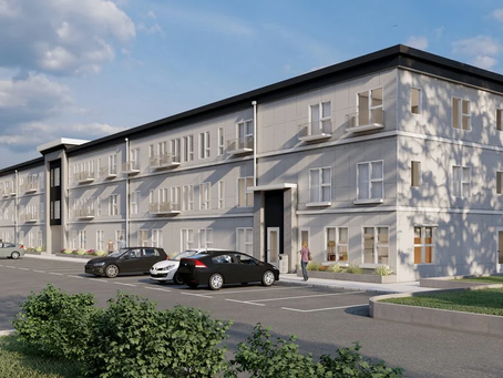 Raptor Civil on Development of South Federal Multifamily Project