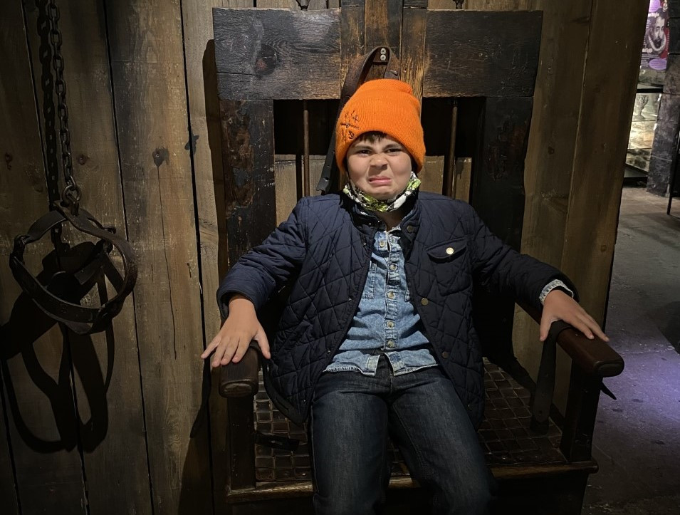 Things to do in London with kids: Clink Prison Museum review