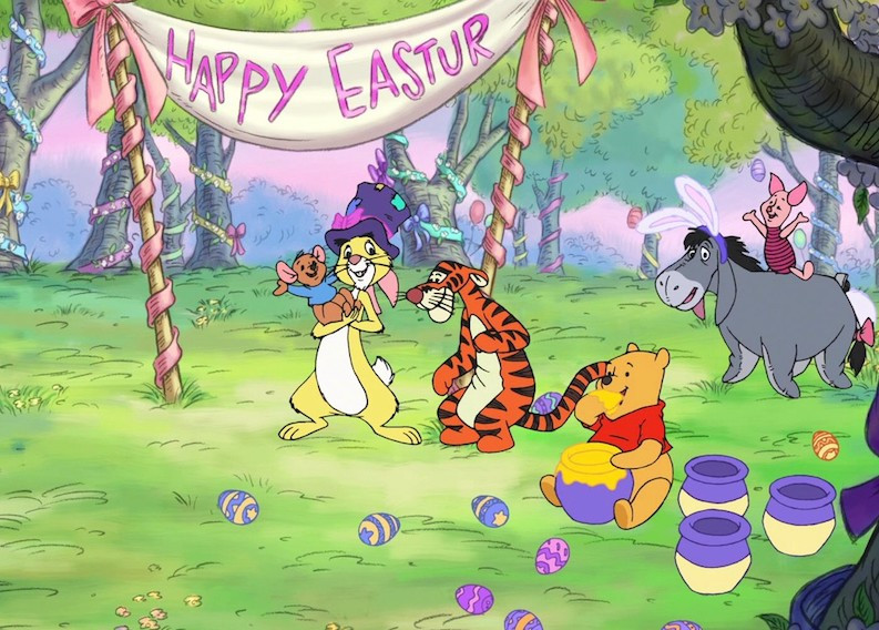 Easter and rabbit movies